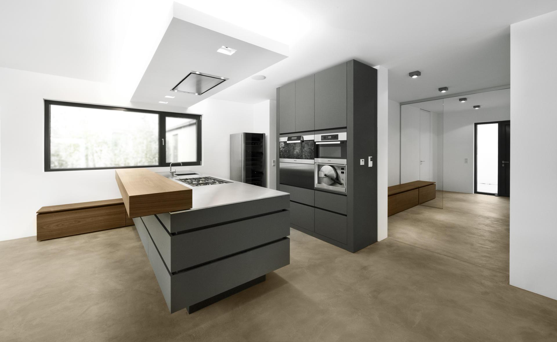 hochwertige Bodenbeschichtung für Küchenboden